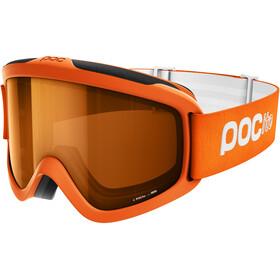POC POCito Iris Goggles Barn fluorescent orange